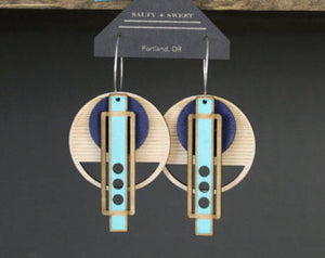 Wright Earring :: Salty and Sweet Designs