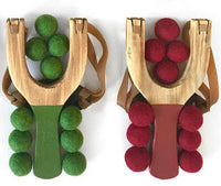 Wooden Slingshot Toy Stocking Stuffers