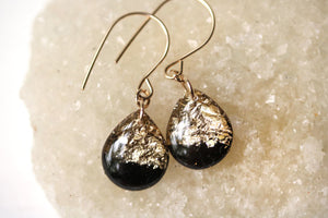 Tear Drop Elegant Resin Earrings