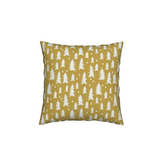 Sunny Forests Pillow