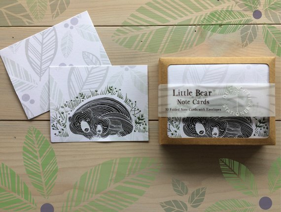 Little Bear Stationery
