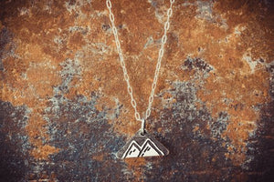 Mini Mountain Pendant