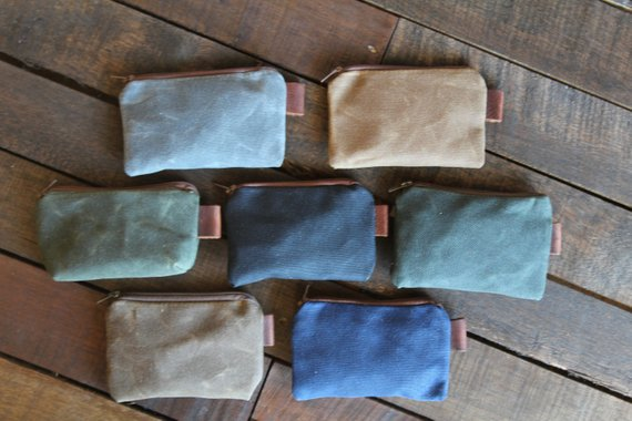 Little Wax Pouch | Medium