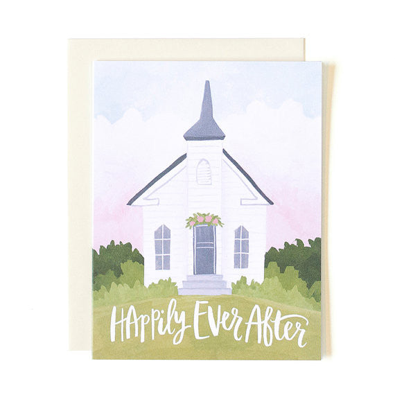 Happily Ever After Card :: 1canoe2