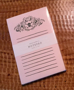 Do or Die Notepad