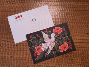 Peace on Earth Postcards