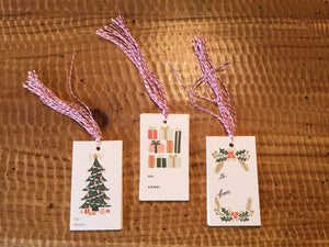 Assorted Rifle Paper Gift Tags