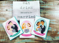 Wedding Couples Card Collection :: Nicole Marie Paperie