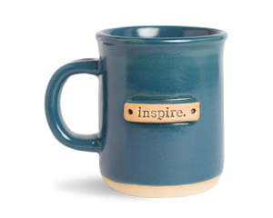 Banded Inspirational Mugs