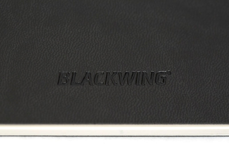 Embossed cover of a Blackwing Slate Journal