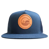 Front Navy ColoLove Trucker Hat