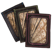 Window on Night Out Wallet