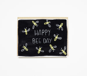 Bumblebee Bee Day Card