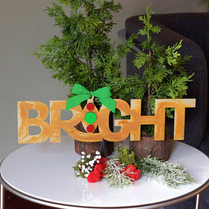 Bright Holiday Art