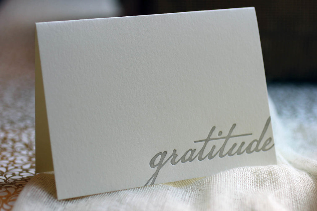 Gratitude Thank You Notes :: Boxed