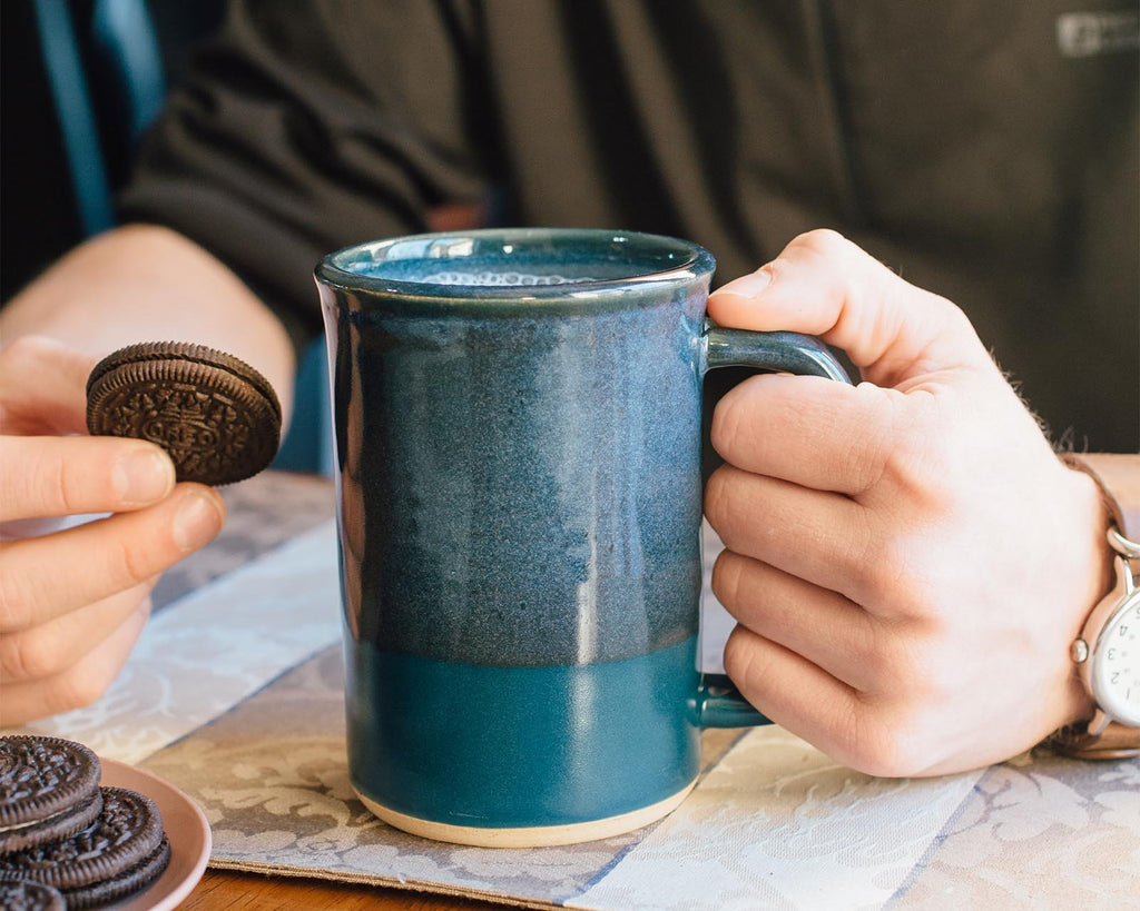 A mug perfect for dipping oreos