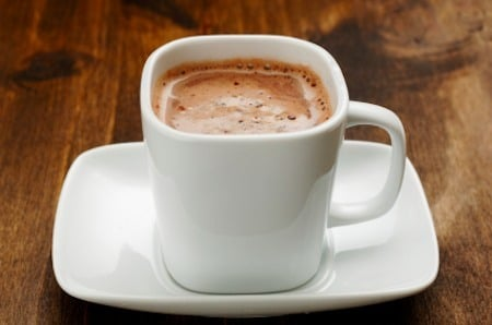 Gut Right Hot Chocolate