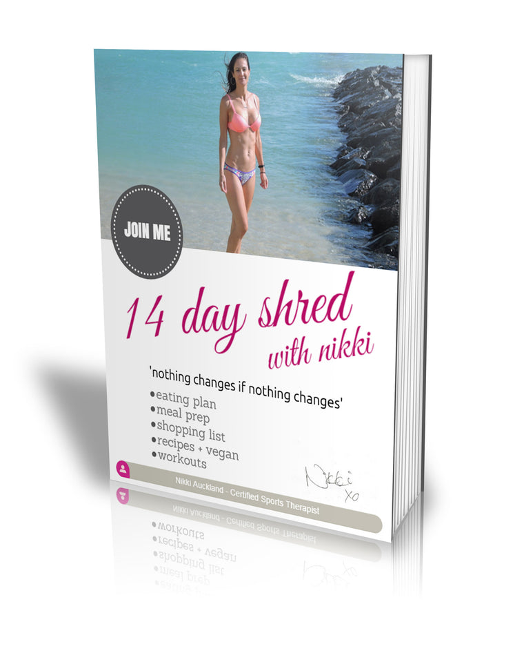 14 Day Shred - ebook