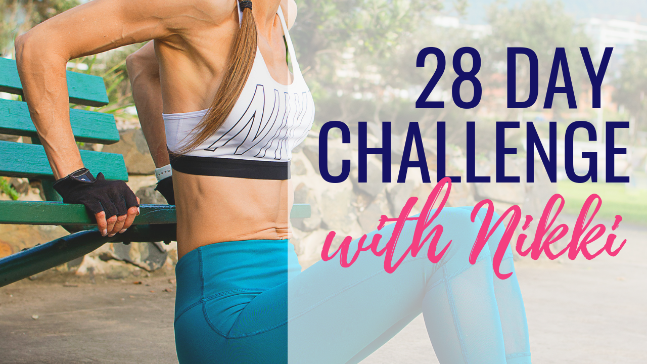 28 DAY HEALTHY BODY + MIND PROJECT