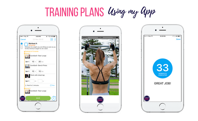 FIT BODY BY NIKKI Express App Workouts