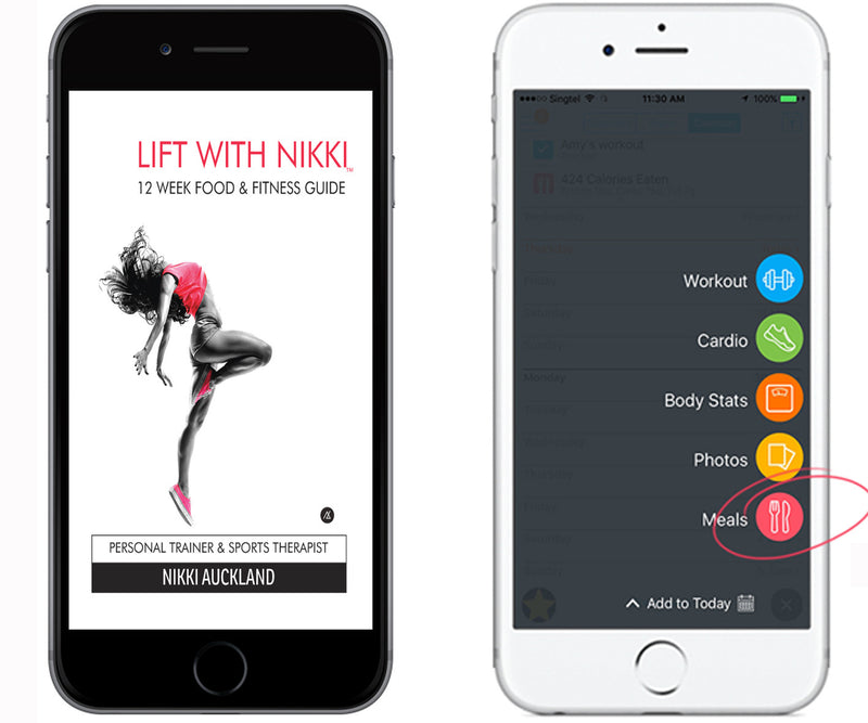 LIFT WITH NIKKI - 12 Week Fitness App