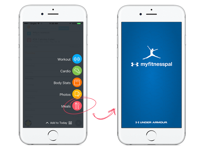 Personal Training Plan - Fitness App