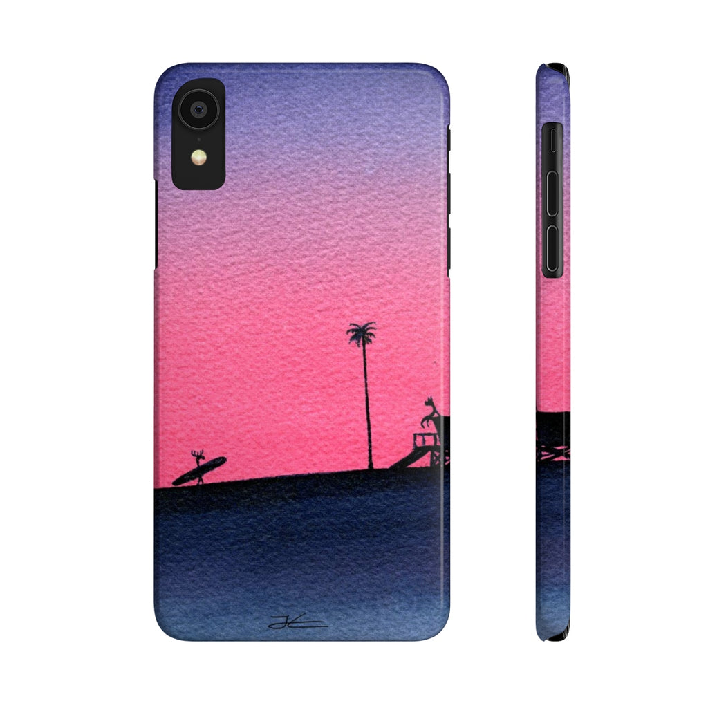In California Slim Phone Case