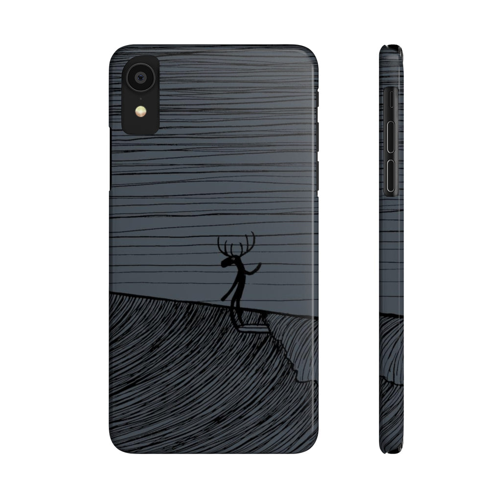 Moosa Heads Slim Phone Case