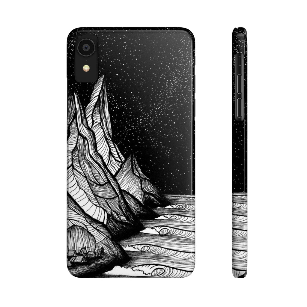 The Road In Slim Phone Case