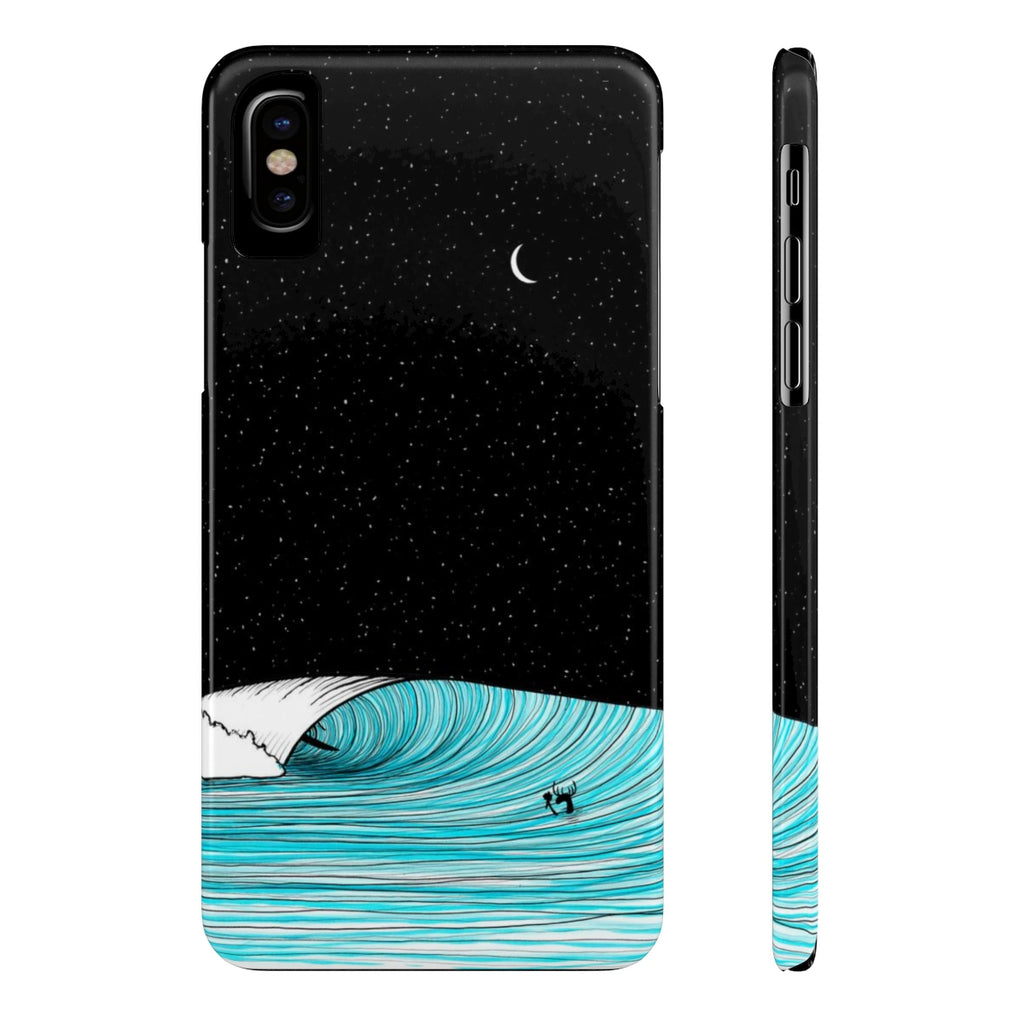 Night Shot Slim Phone Case