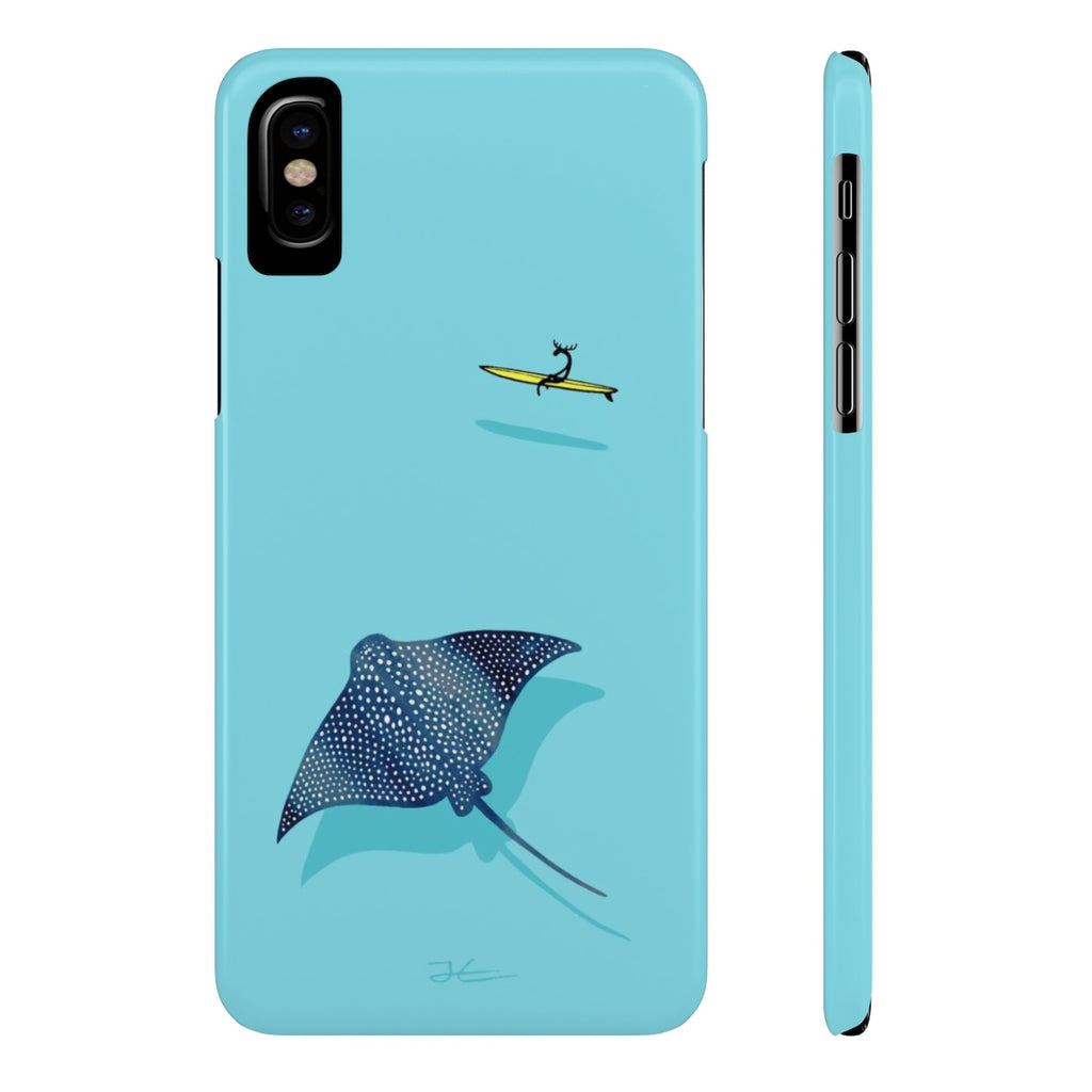 Eagle Ray Slim Phone Case