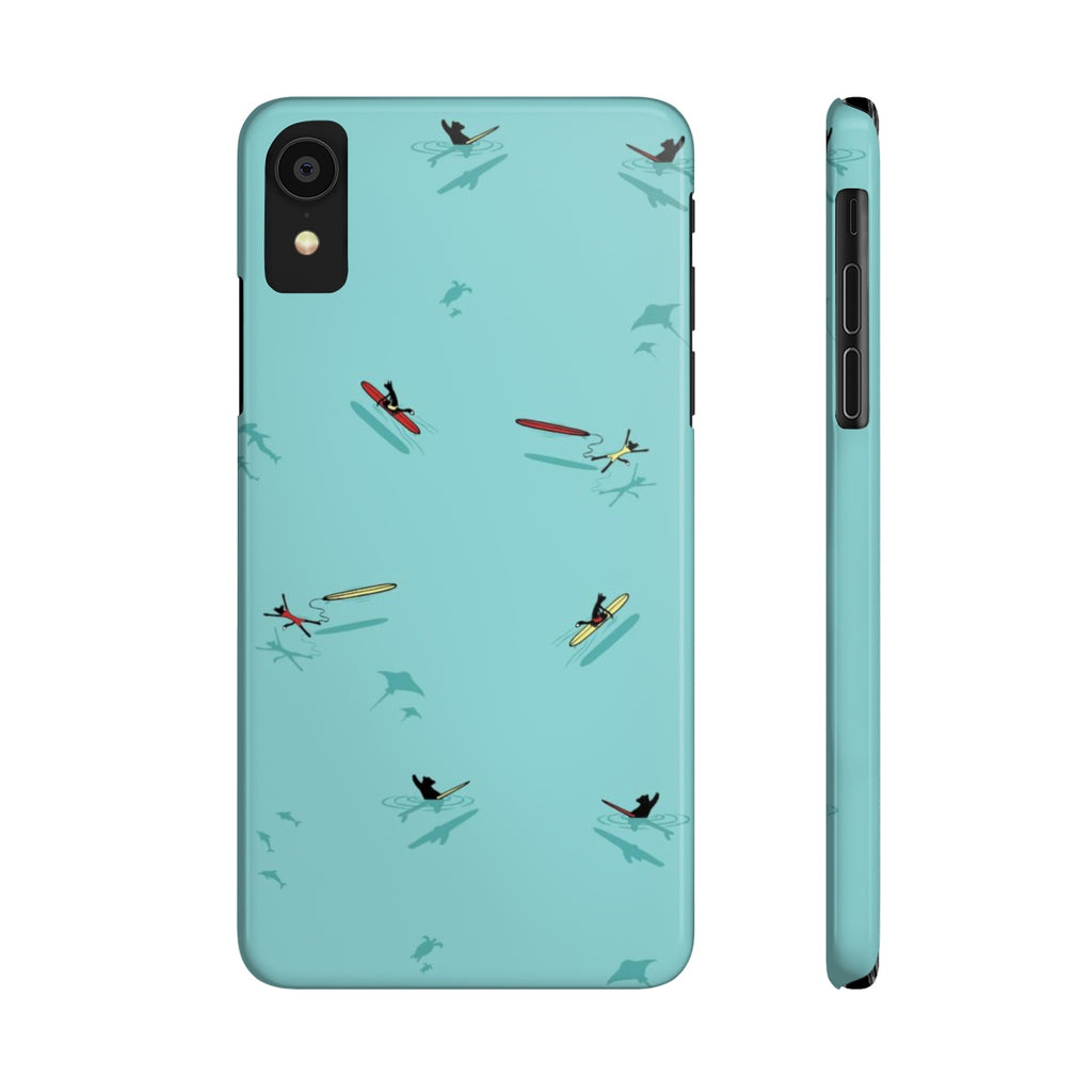 Small Day Fun Slim Phone Case