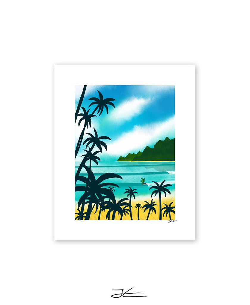 A Good Day - Print/ Framed Print