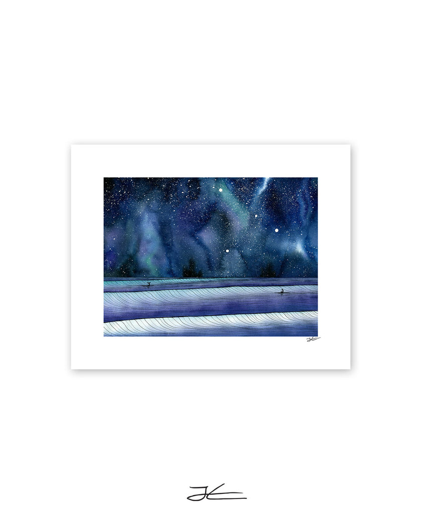 Aurora Dreams - Print/ Framed Print