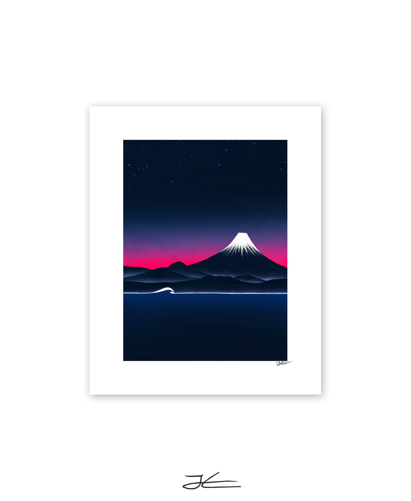 Back In Japan - Print/ Framed Print