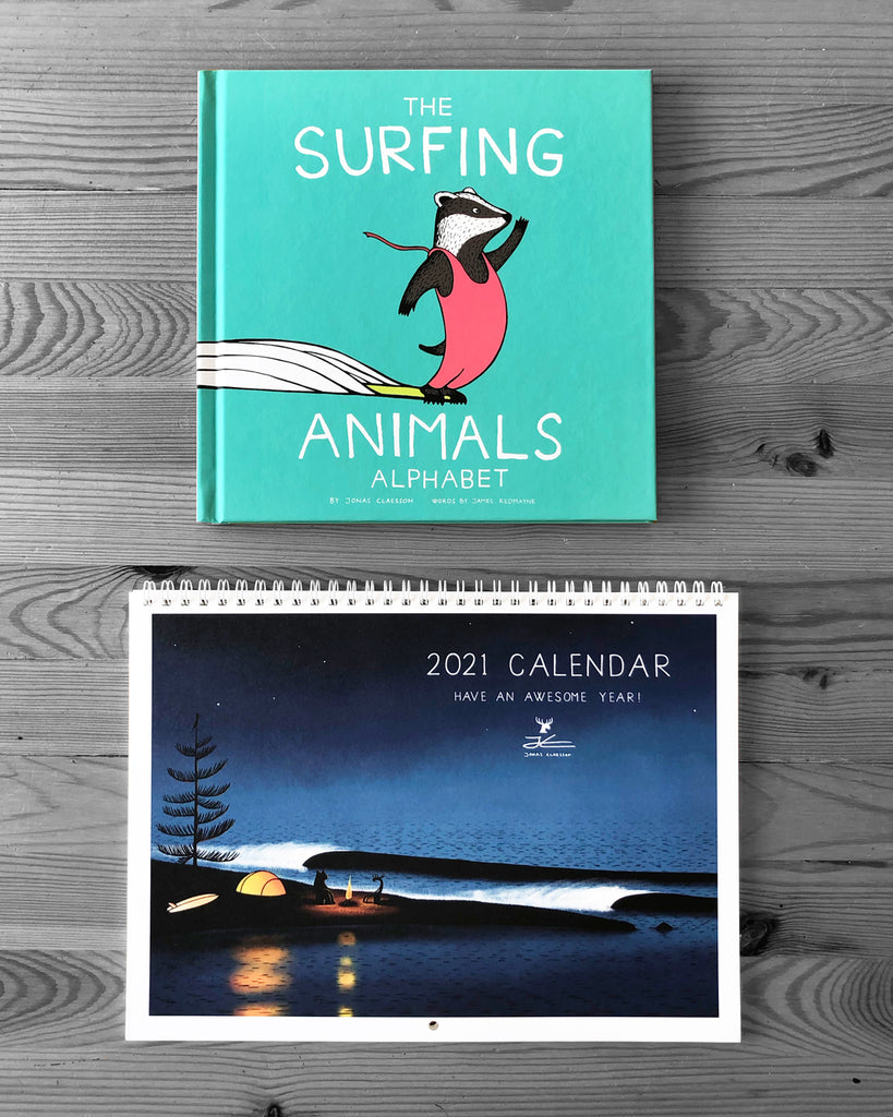 Book/ Calendar Bundle