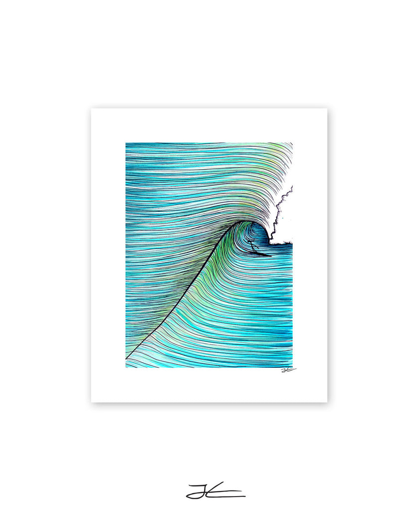 Drop - Print/ Framed Print
