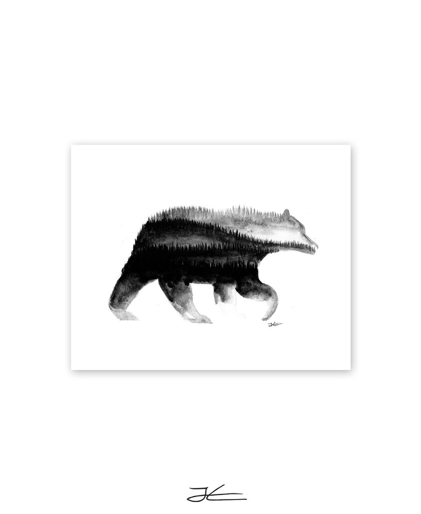 Forest Roaming - Print/ Framed Print
