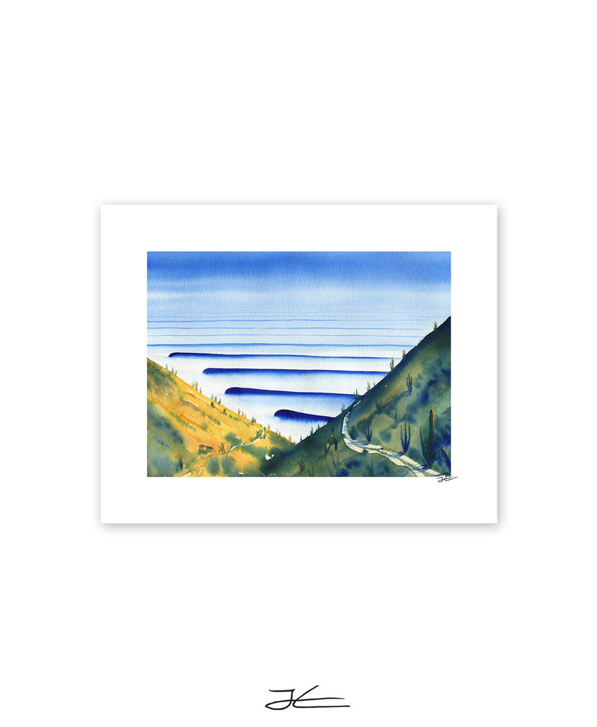 Further South - Print/ Framed Print