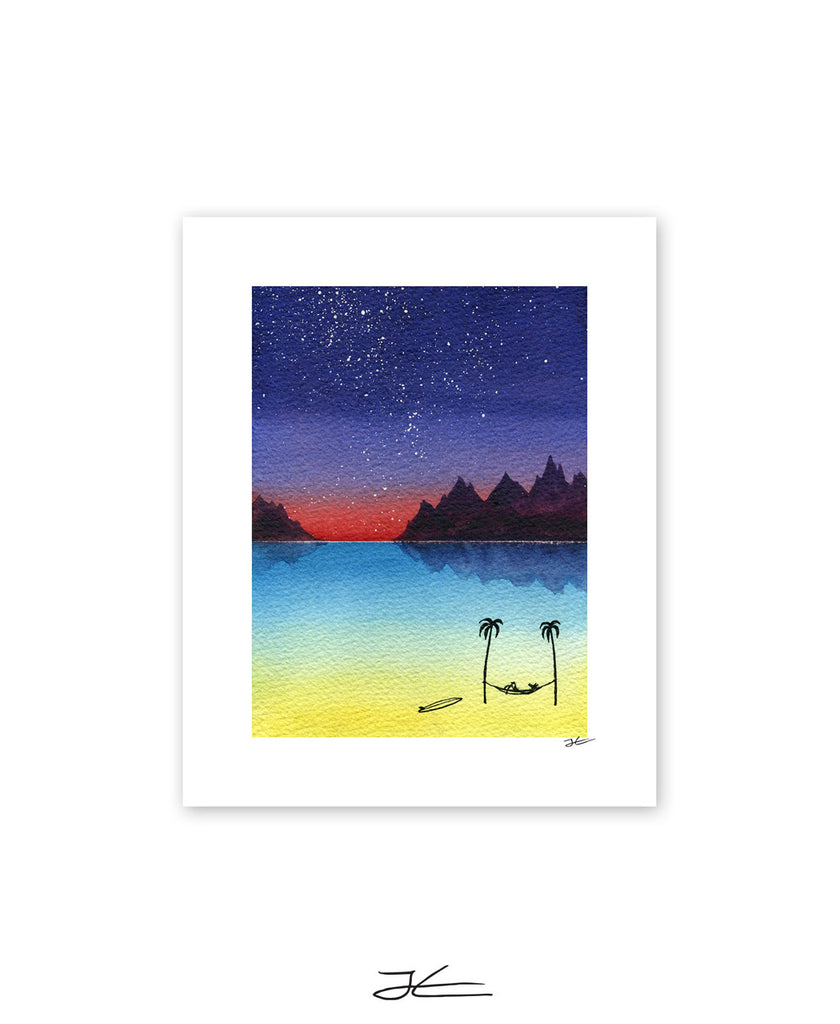 Island Time - Print/ Framed Print
