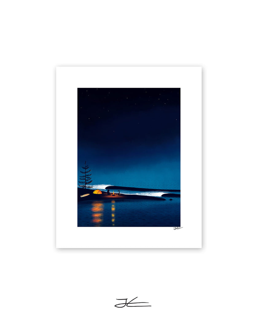 Clear Night - Print/ Framed Print