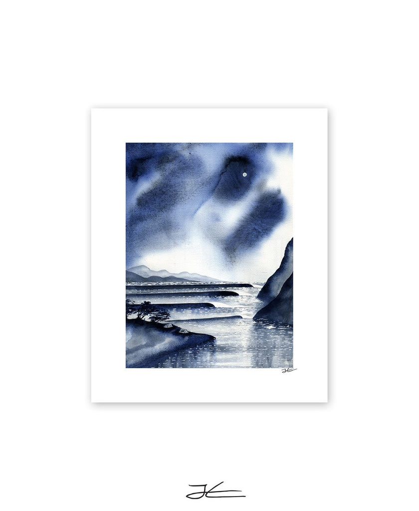 Moonglow - Print/ Framed Print