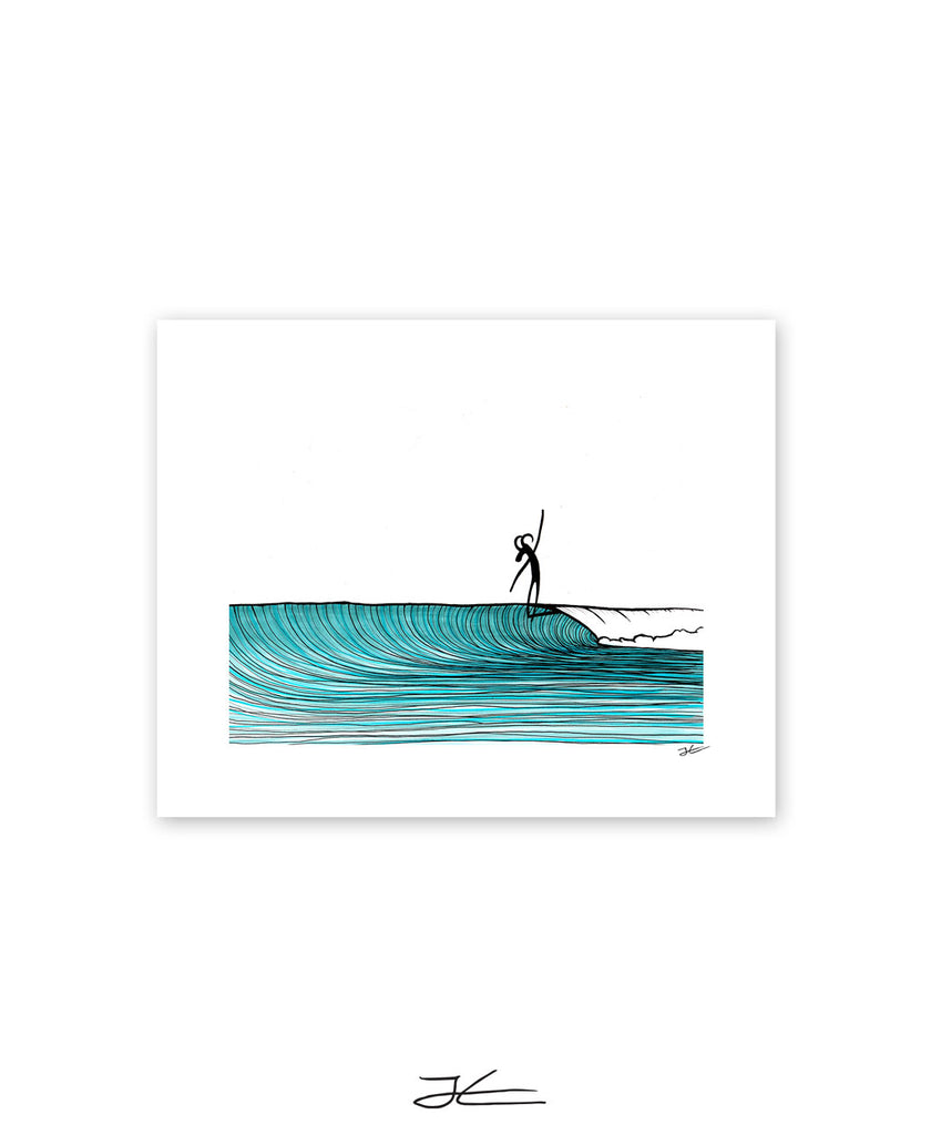 Morning Session - Print/ Framed Print