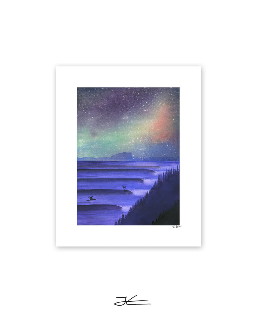 Night Life - Print/ Framed Print