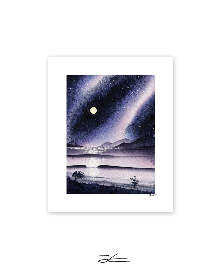 Night Search - Print/ Framed Print