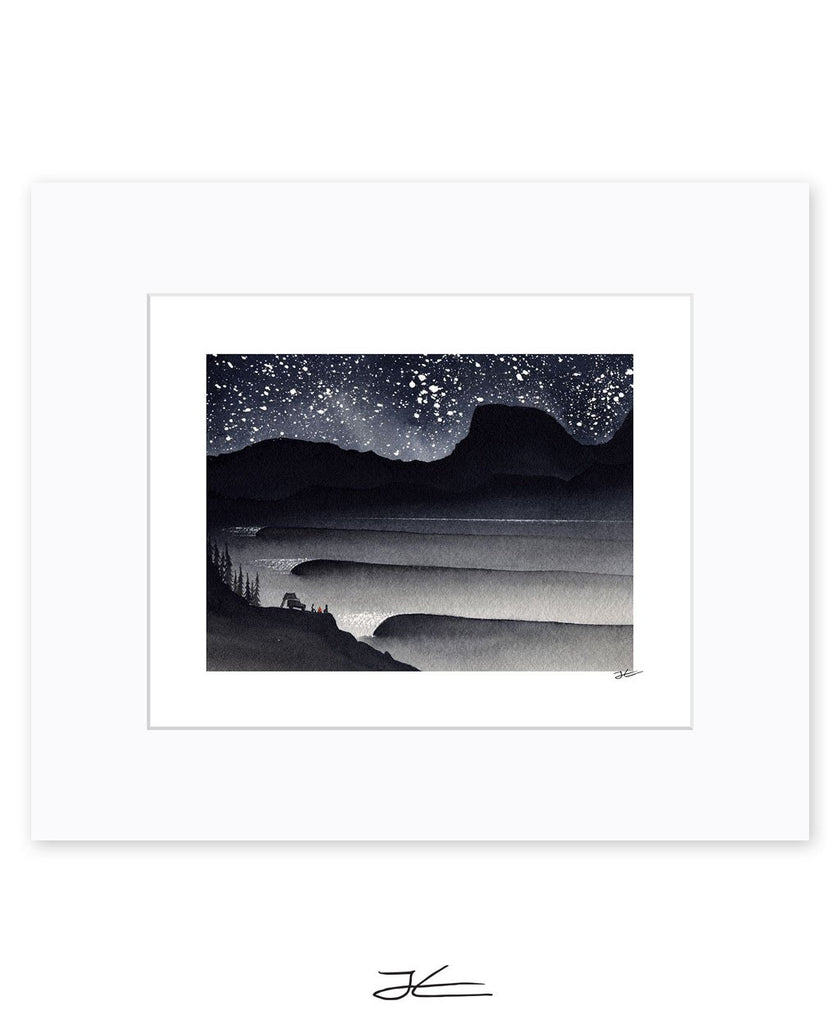 Nowhere - Print/ Framed Print