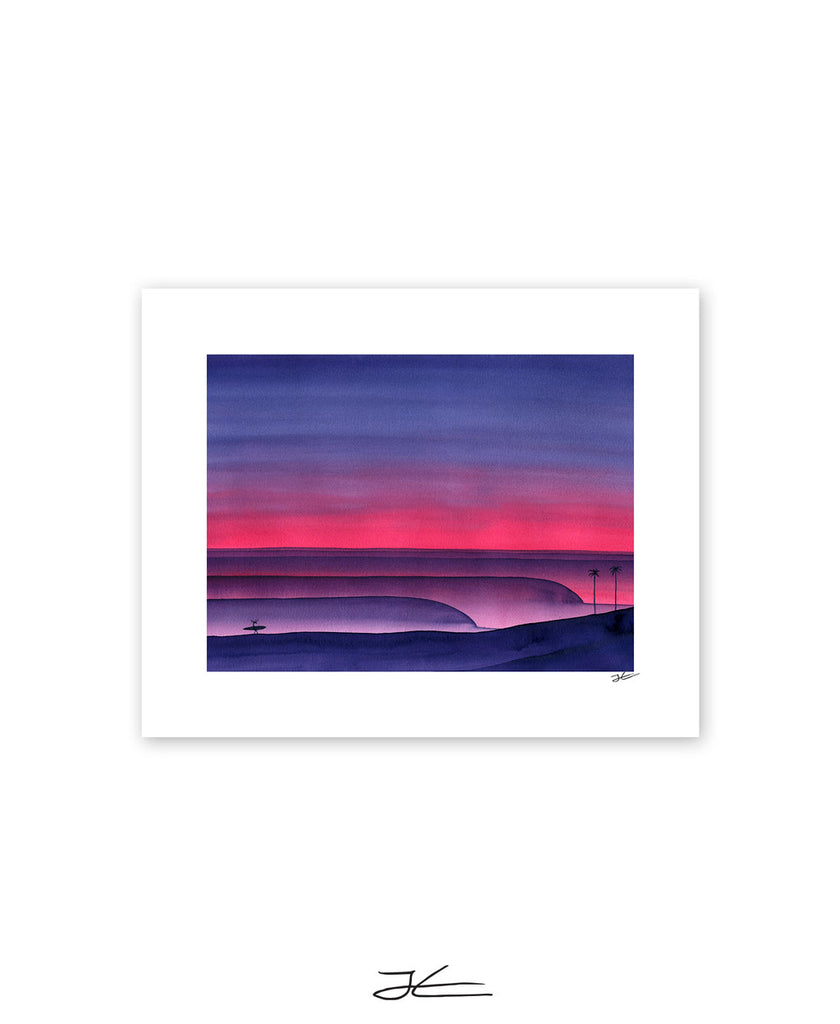 Purple Rights - Print/ Framed Print