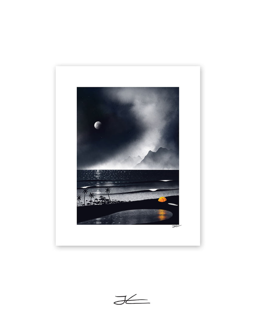 Quiet Night - Print/ Framed Print