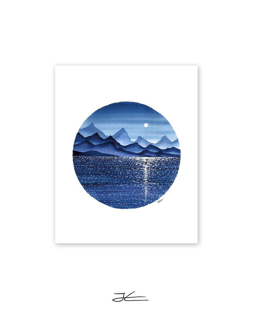 Reflection - Print/ Framed Print