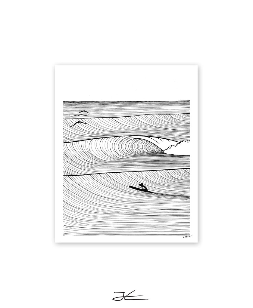 Solo Session - Print/ Framed Print